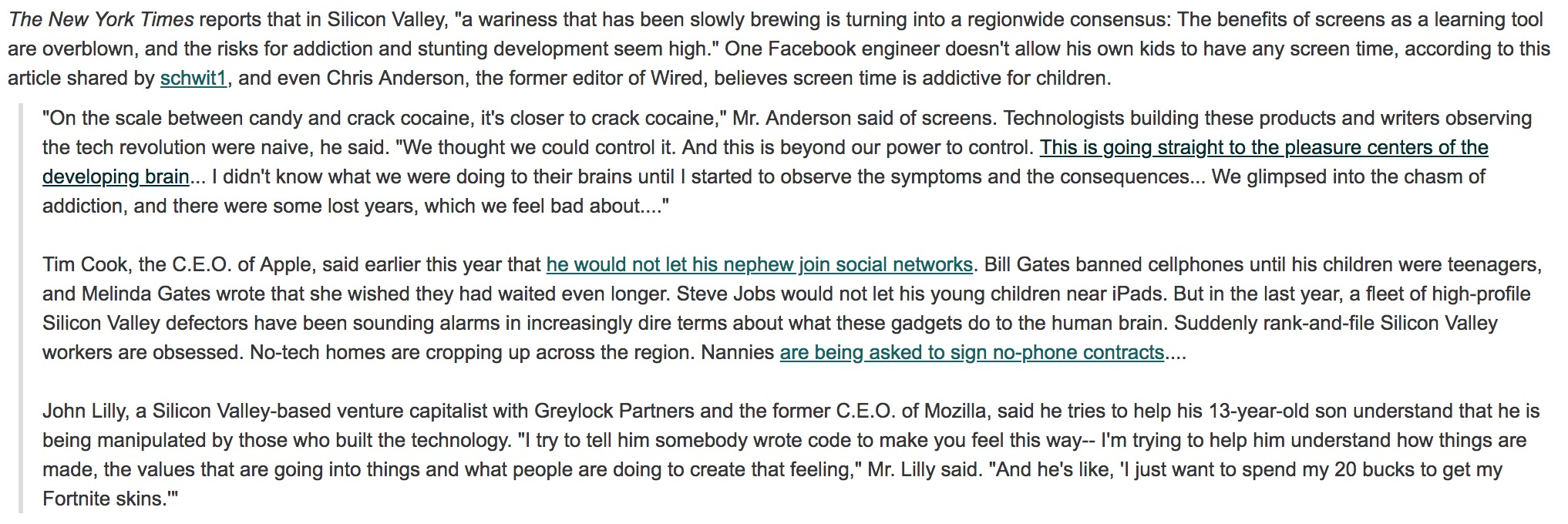 49a8047871270 A dark consensus about screens and kids begins to emerge in Silicon Valley